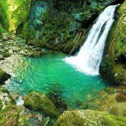 Cascada-Evantai